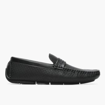 Milanos Mens Marley Loafers (Black) Price Philippines