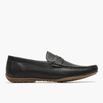 Milanos Mens Noirs Loafers (Black) Price Philippines