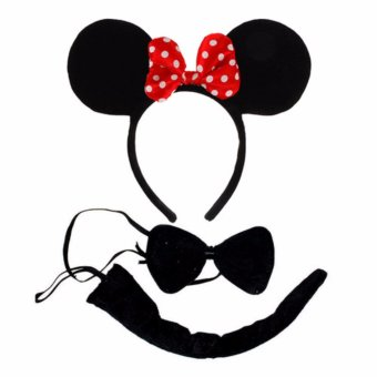 Minnie Mouse Costume Accessory Set