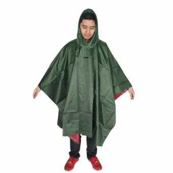 MMC Rain Coat 885 - Green Price Philippines