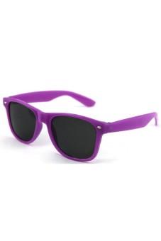 Moonar Aviator Shades Purple