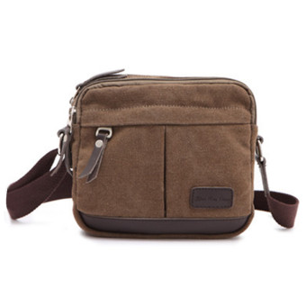 Moonar Mens Retro Outdoor Sports Travel Messenger Bags