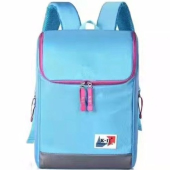 Moys Dual Zipcore Waterproof Backpack(Blue)