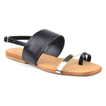 Ms. Finch Eissel Sandals (Black)