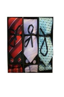 Necktie Gift Set Bundle of 3