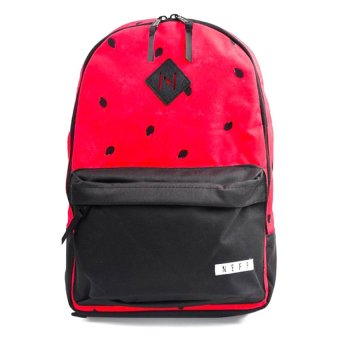 Neff Scholar Backpack (Watermelon) - picture 2
