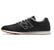 New Balance Q317 NEWML373BLAD LFS Lifestyle Shoes Unisex  (Black)