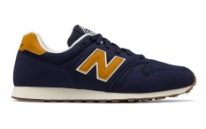 new balance blue and yellow