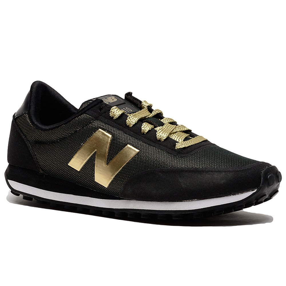 new balance womens running shoes. new balance wl410pab tier 3 womens running shoes (black/gold) | lazada ph