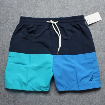 New Fashion Mens Boardshorts Beach Wear Training Sport Short Pants- intl