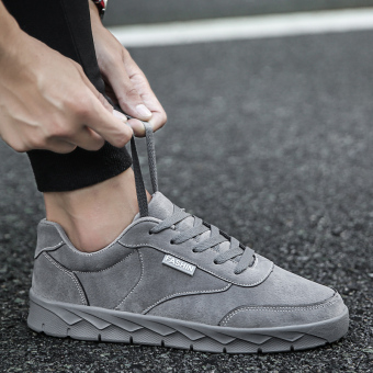 New style autumn men shoes (XW-W955 gray)