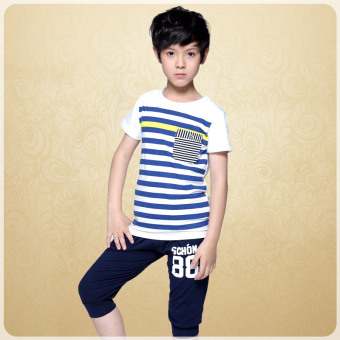 New style girls boy's short sleeved t-shirt