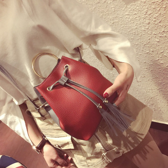 New Style Large Capacity women's bag (Red)