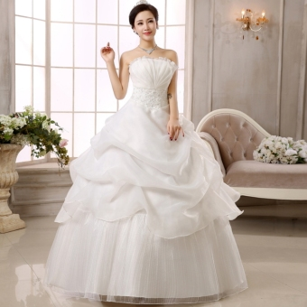 New Style Wedding Dress Lace Gown