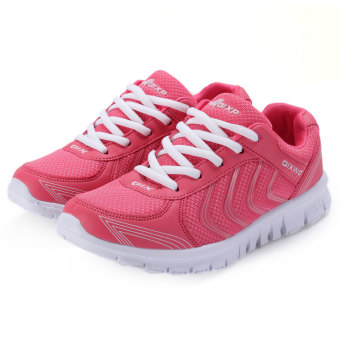 New Womens Running Trainers Walking Shoes Shock Absorbing Sports Fashion Shoes -Intl