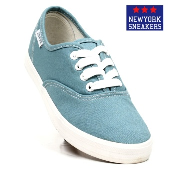New York Sneakers Basic Brisa Low Cut Shoes(Fern Blue) Price Philippines