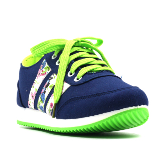 New York Sneakers Betsy Rubber Shoes(NAVY) Price Philippines