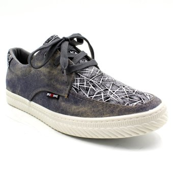 New York Sneakers Buxing (Grey)