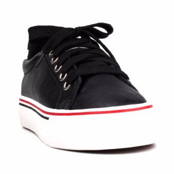 New York Sneakers Darcy Low Cut Shoes(BLACK)