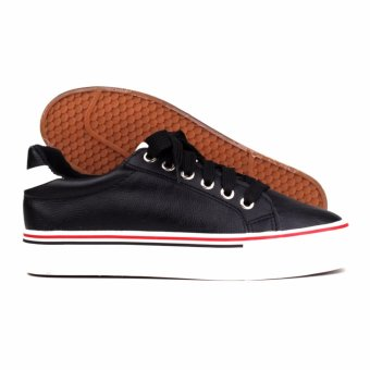New York Sneakers Darcy Low Cut Shoes(BLACK) - 3