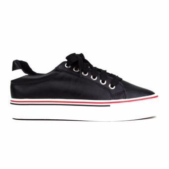 New York Sneakers Darcy Low Cut Shoes(BLACK) - 2