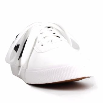 New York Sneakers Elin Low Cut Shoes(WHITE)