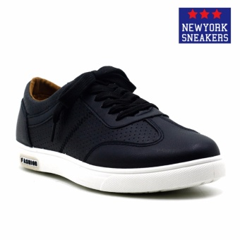 New York Sneakers Ethan Rubber Shoes(BLACK)