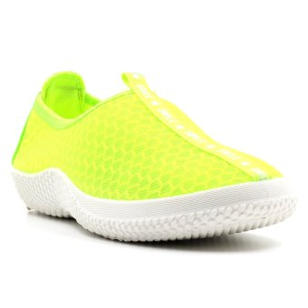 New York Sneakers Glynis Slip On Shoes(NEON.GREEN)
