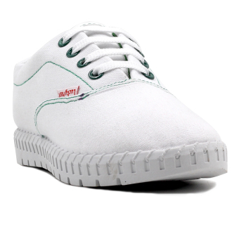 New York Sneakers Haniela Shoes (WHITE/GREEN)