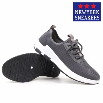 New York Sneakers Jo Rubber Shoes - F5066(GREY) - 3