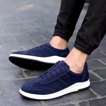 New York Sneakers Joe Rubber Shoes(NAVY)