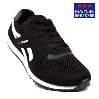 New York Sneakers Nolan Rubber Shoes(BLACK)