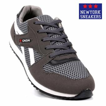 New York Sneakers Nolan Rubber Shoes(Grey/White)