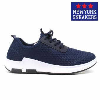New York Sneakers Renee Rubber Shoes -6022(NAVY) - 2