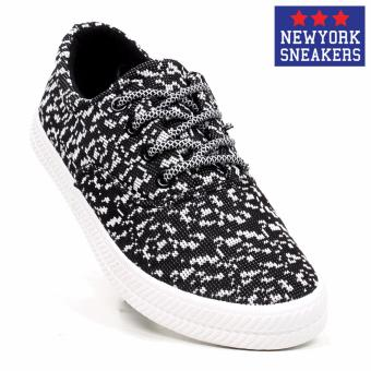 New York Sneakers Shae Low Cut Shoes(BLACK)