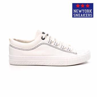New York Sneakers Shenzh Low Cut Shoes 9929(WHITE) - 2
