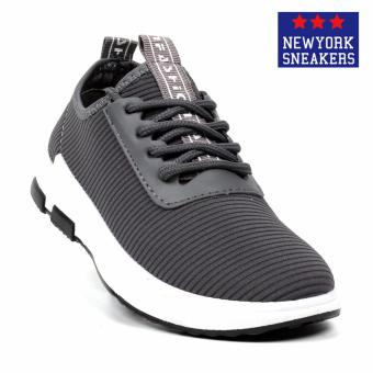New York Sneakers Sonya Rubber Shoes(GREY)