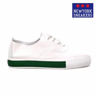 New York Sneakers Xinben Low Cut Shoes F81(WHITE/GREEN) - 2