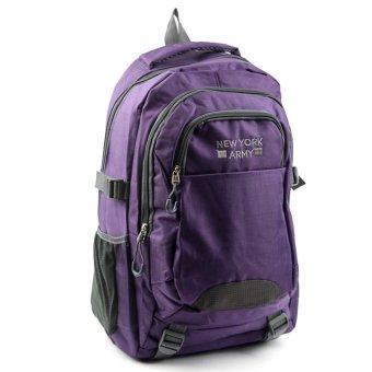 Newyork Army N8830 Backpack (Purple) - picture 2