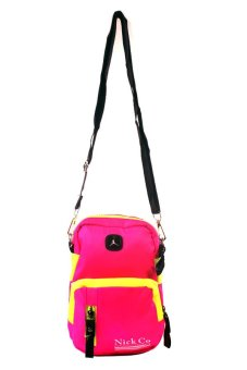 Nick Co 0105 Shoulder Bag (Pink) Price Philippines