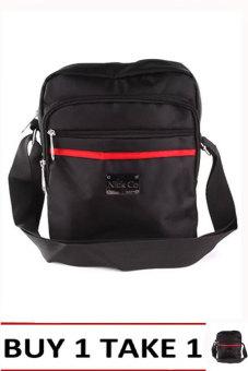 Nick Co 2013 Shoulder Bag (Black) Buy 1 Take 1