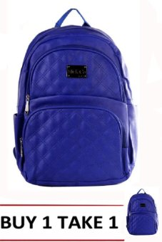 Nick Co A3003 Backpack (Blue) BUY 1 TAKE 1 - picture 2