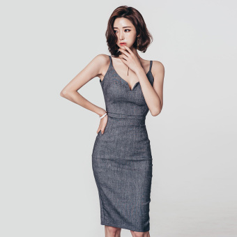 Nightclub spring and New style Slim fit dress sexy short dress women's dress