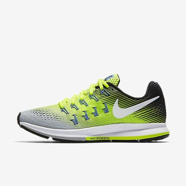 NIKE MEN AIR ZOOM PEGASUS 33 RUNNING SHOE VOLT 831356-007 US7-1102' - intl