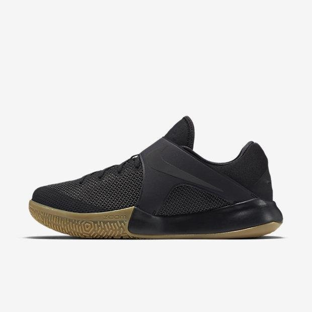 NIKE MEN ZOOM LIVE EP BASKETBALL SHOE BLACK 852420-011 US7-11 01' -intl Price Philippines