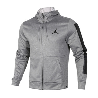 Nike New style basketball casual hooded jacket (861468-091)