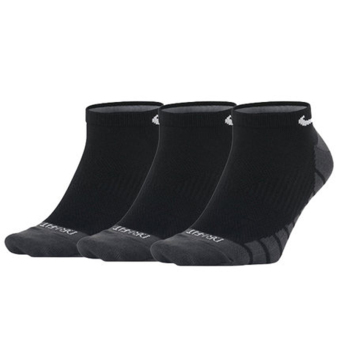 Nike sx6940-010 breathable athletic socks men's socks (SX6940-010)
