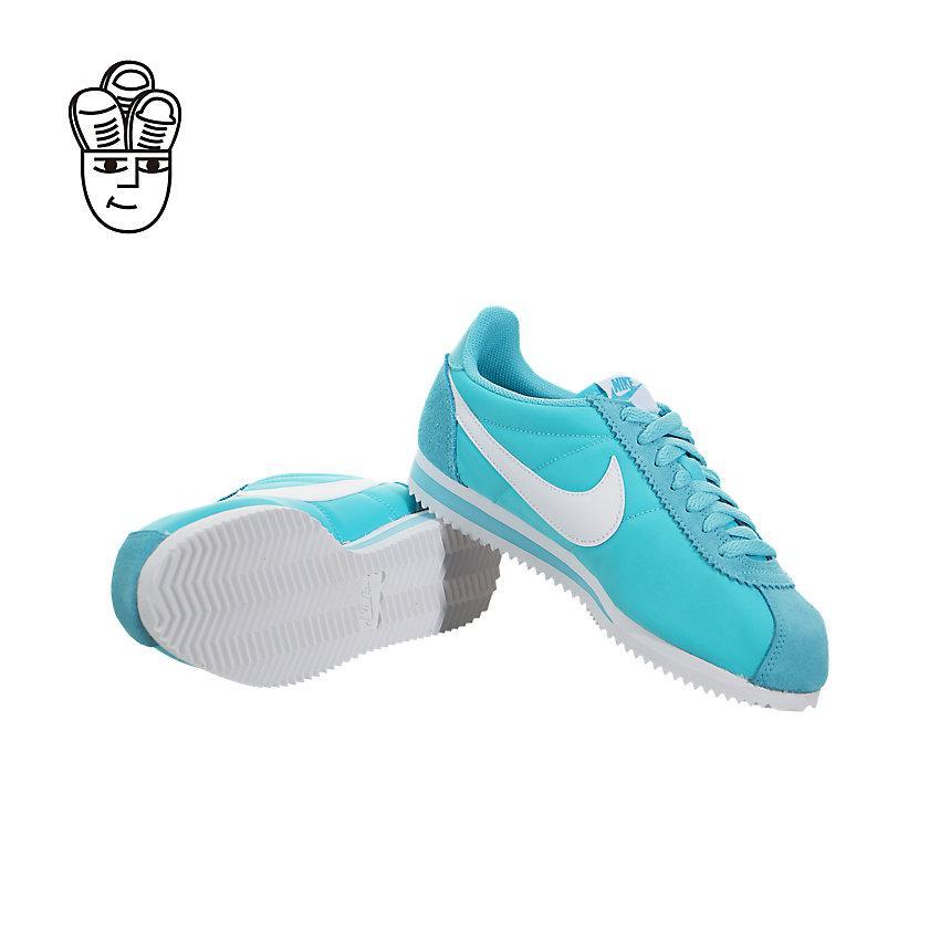 Nylon Classic Shoes Running Philippines Cortez Women's Nike Retro xIqfO4fT