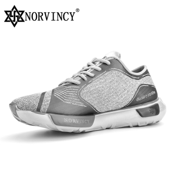 aabafd0520 NORVINCY outdoor thick bottomed breathable men's shoes New style ...