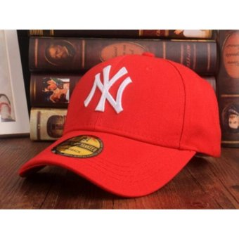 NY Fashion Sports Baseball Hats Men & Women Hip Hop StyleAdjustable Cap - intl Price Philippines